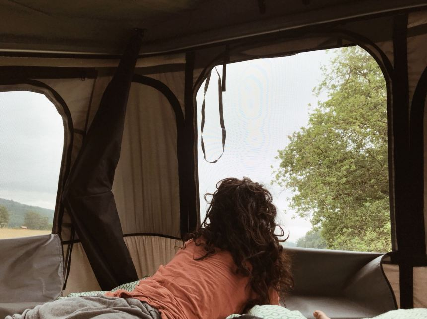 Viajar en furgoneta por el sud de Francia