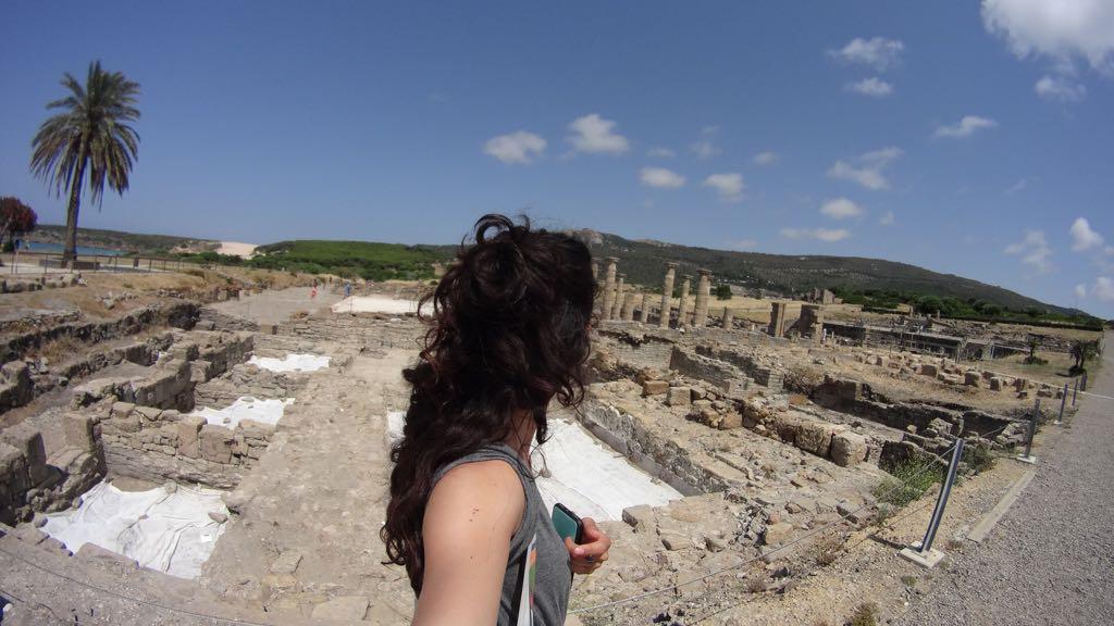 Recorrer la historia en las ruinas de Baelo Claudia